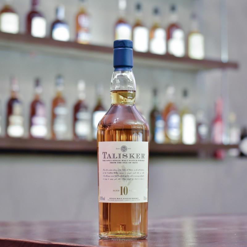 Talisker 10 Year Old - Older Bottling (No Box)