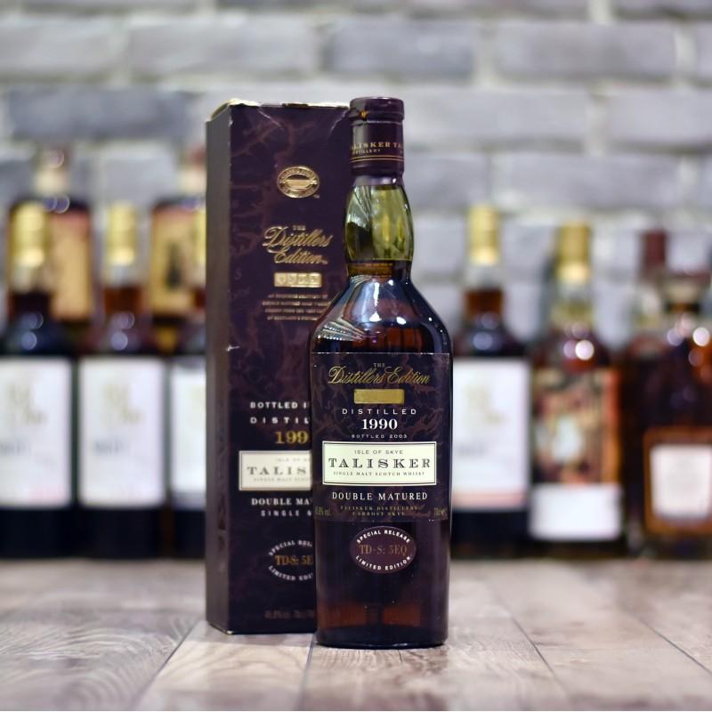 Talisker Distillers Edition 1990-2003