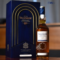 Talisker 40 Year Old 1978 Bodega Series