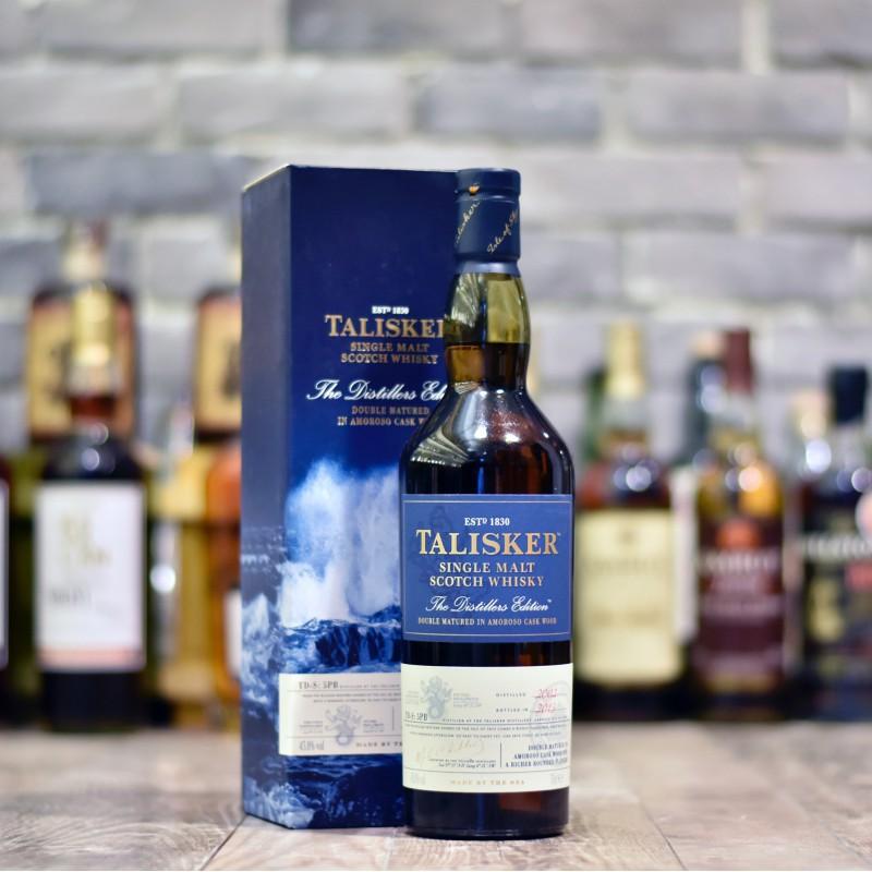 Talisker Distillers Edition 2002-2013