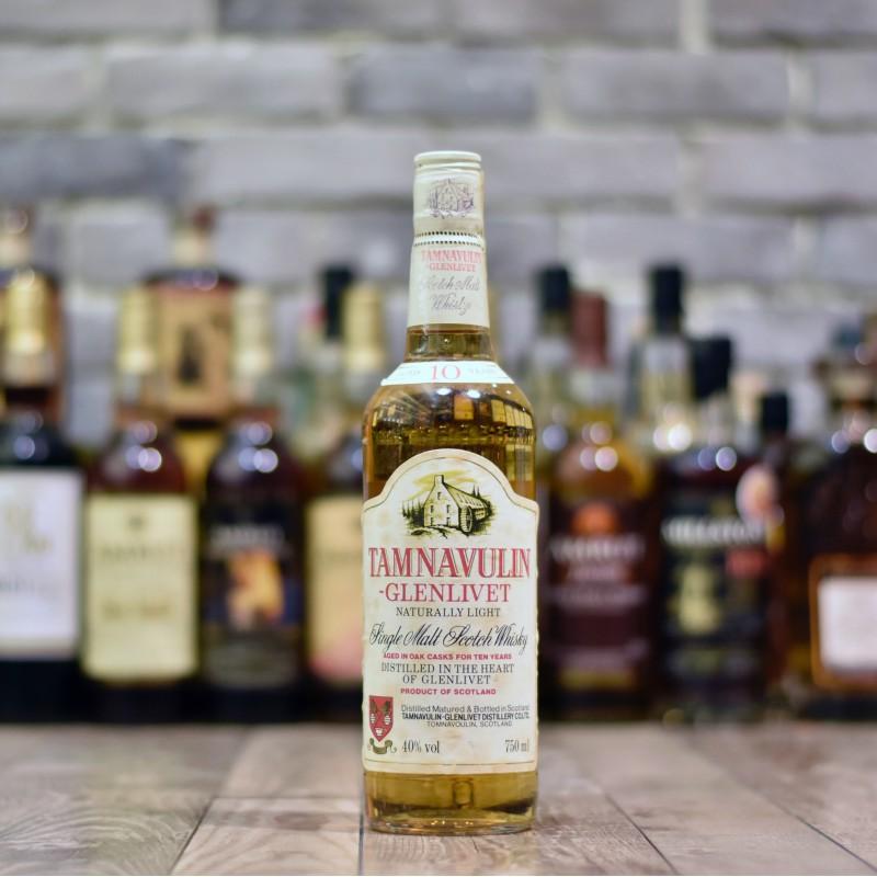 Tamnavulin-Glenlivet 10 Year Old - Older Bottling
