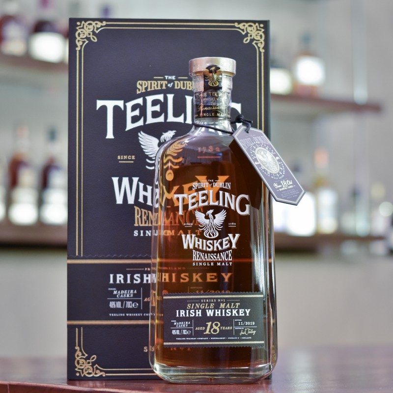 Teeling 18 Year Old Renaissance Series No.1