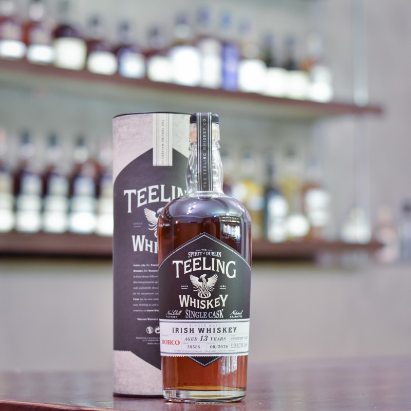 Teeling 13 Year Old 2006 for Borgo Chestnut Cask 29554