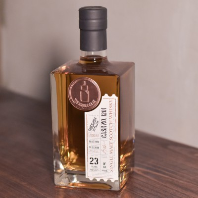 The Single Cask - Tobermory 23 Year Old 1995 Cask 1201