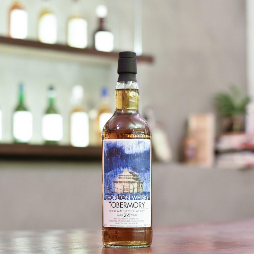 Chorlton Whisky - Tobermory 24 Year Old