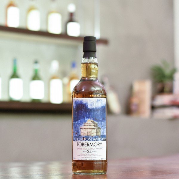 Chorlton Whisky - Tobermory 24 Year Old