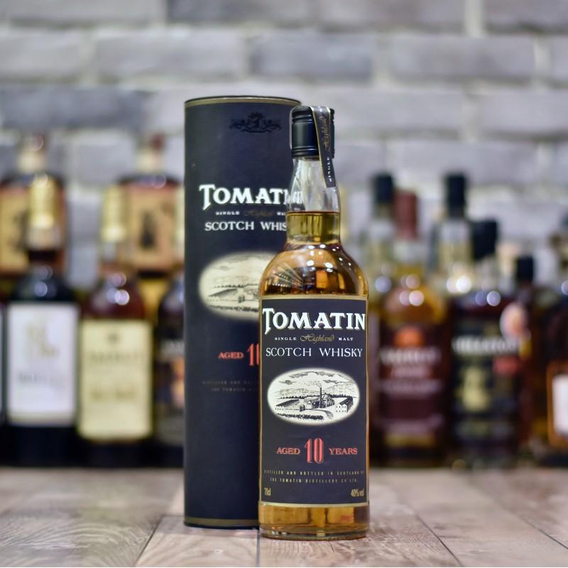 Tomatin 10 Year Old - Older Bottling