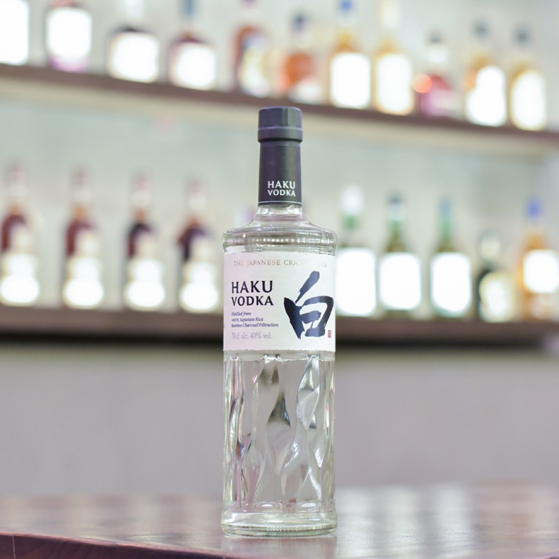 Suntory - 白 Haku Craft Vodka