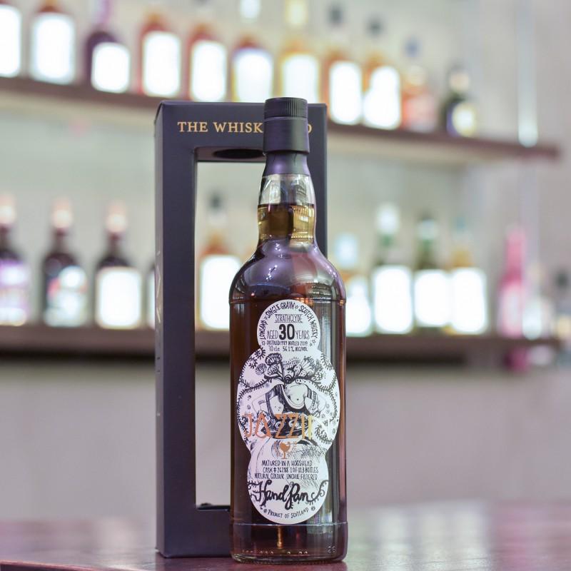 The Whiskyfind - Strathclyde 30 Year Old 1989 Jazzin: Handpan Cask 26288