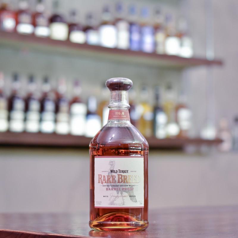 Wild Turkey Rare Breed Bourbon Whiskey