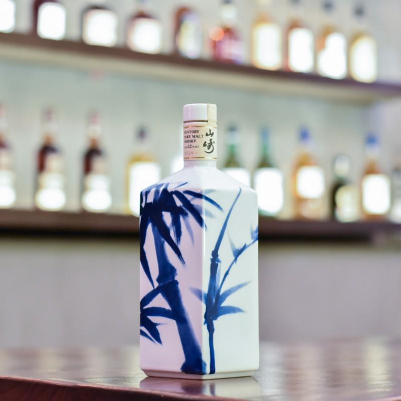 Yamazaki 12 Year Old - Ceramic Bottle