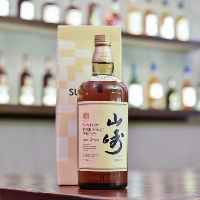 Yamazaki 12 Year Old 1L - Early Bottling
