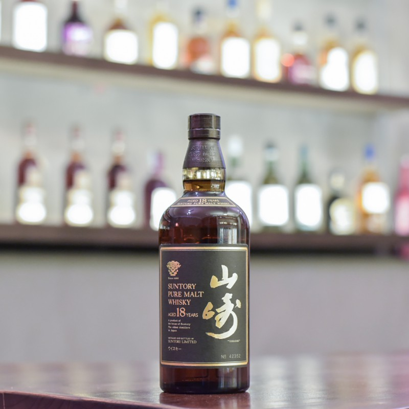 Yamazaki 18 Year Old - Older Bottling
