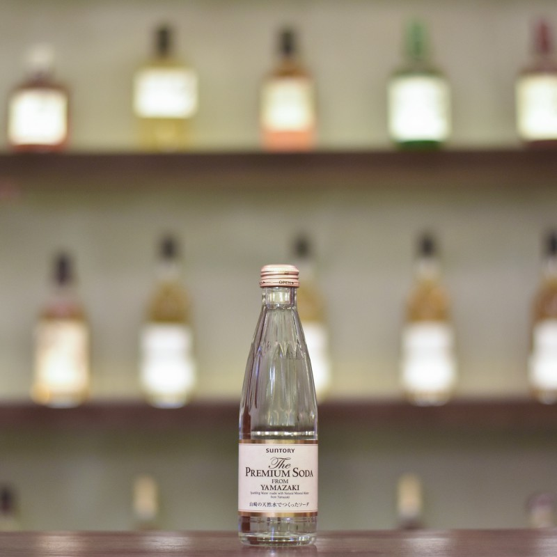 Yamazaki The Premium Soda - 1 Box (24 bottles)